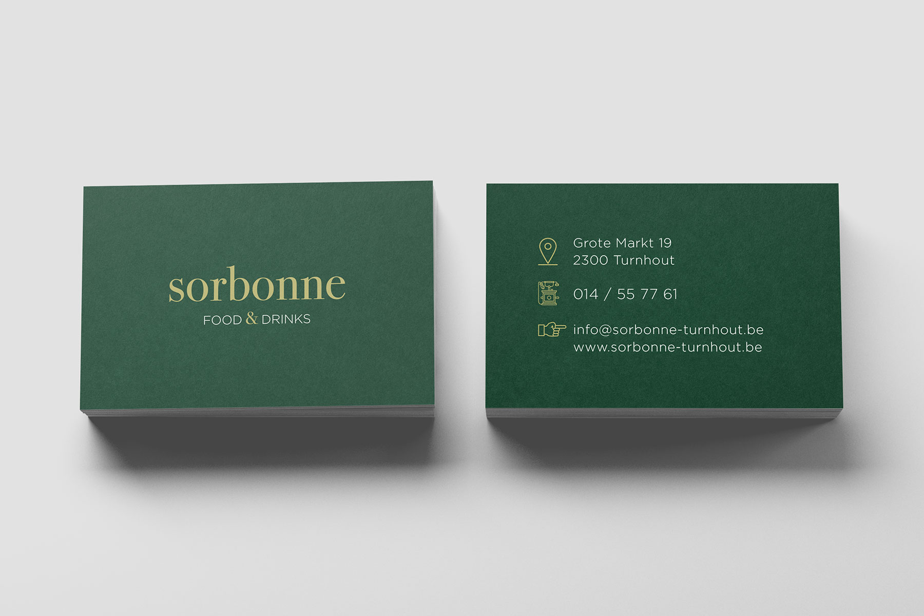 sorbonne-visitekaarten
