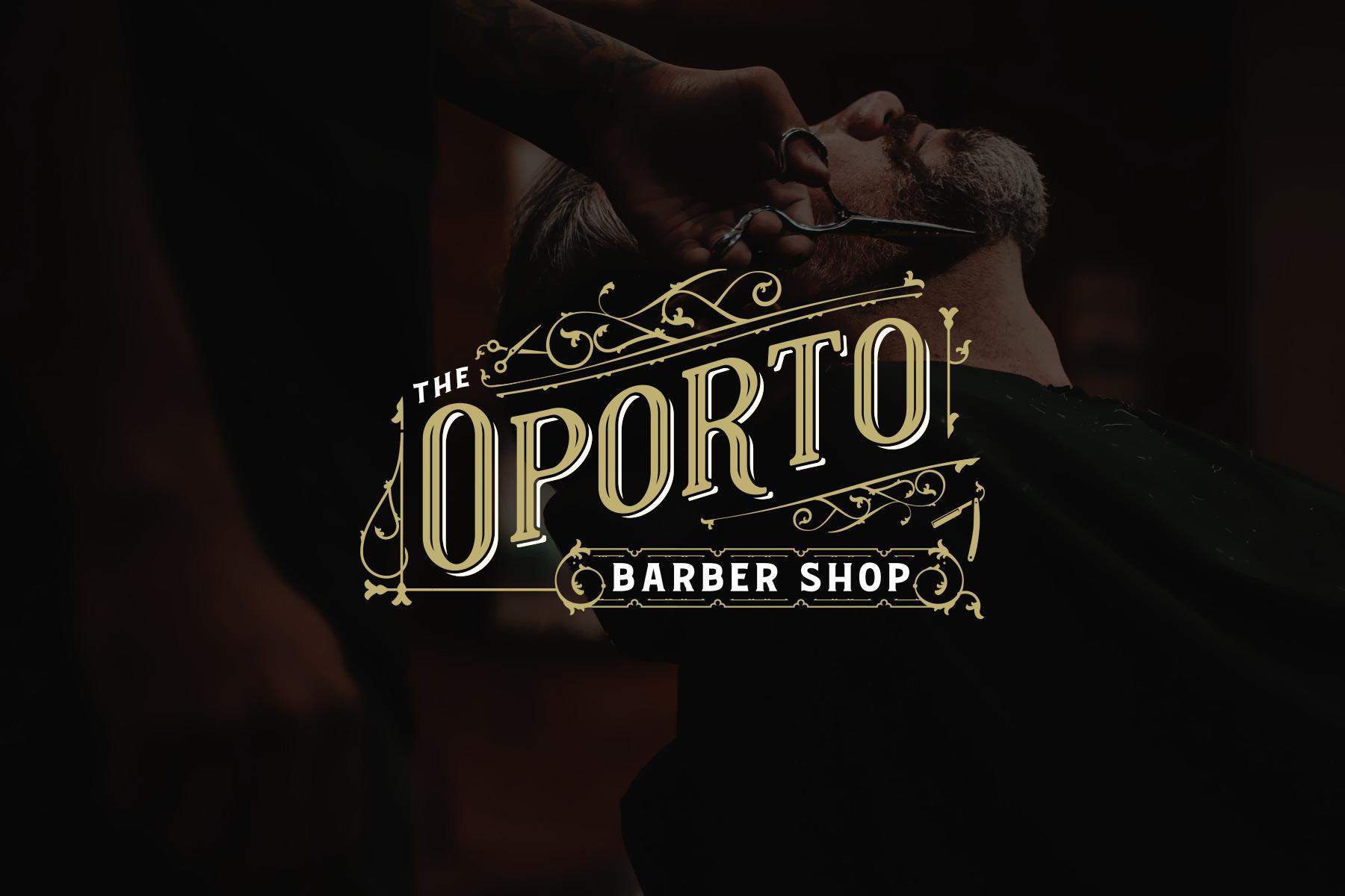oporto_barbershop_logo